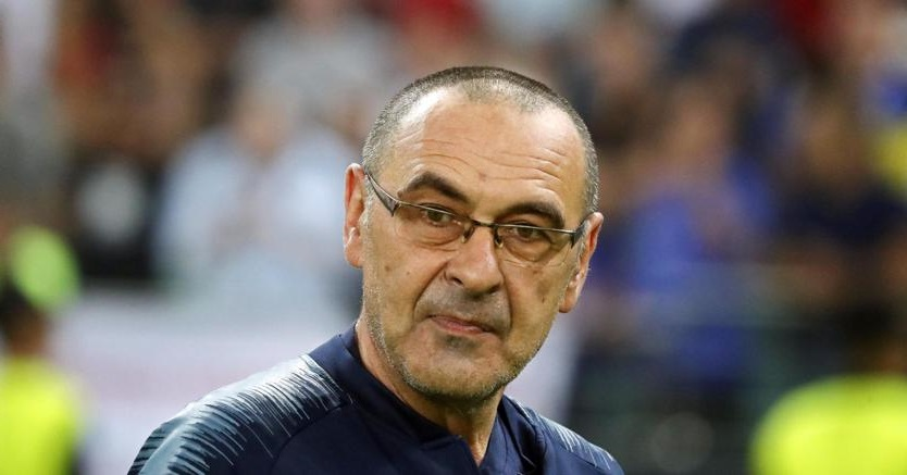 sarri nuovo allenatore Juve