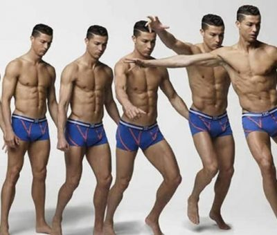 ronaldo in super forma: ma come?